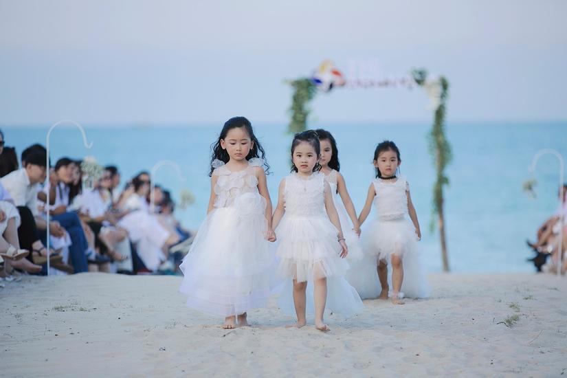 500 mẫu nhí casting cho Tuần lễ thời trang trẻ em Việt Nam 2018