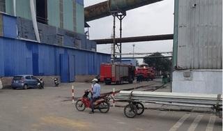 Nổ lớn tại nhà máy thép trong buổi chạy thử, 12 người bị thương