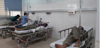 Vụ nổ nhà máy thép ở Hải Phòng: Một công nhân đã tử vong
