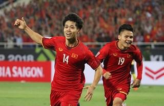 Tiền đạo đội tuyển Việt Nam trở thành ứng viên Cầu thủ hay nhất châu Á 2018