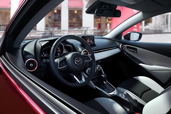 Mazda2 nhập khẩu Thái Lan giá từ 509 triệu đồng có gì đặc biệt2