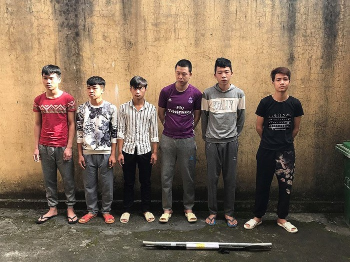 Lạng Sơn: Khởi tố nhóm đối tượng dùng hung khí thanh toán nhau