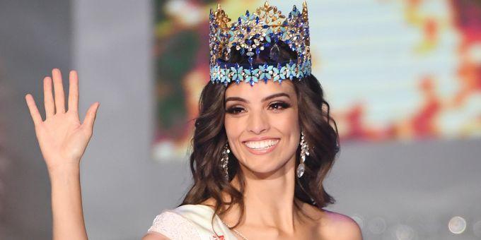 \Tiểu Vy dừng chân top 30, người đẹp Mexico đăng quang Miss World 2018