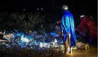 Tìm thấy thi thể người mẹ bị lũ cuốn khi đang rửa bát cùng con ở Quảng Trị