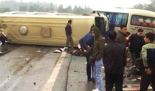 Tai nạn kinh hoàng trên cao tốc Hà Nội – Lào Cai, nhiều người bị thương, ít nhất 2 nạn nhân nguy kịch