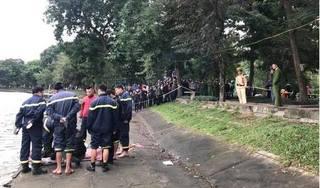 Phát hiện thi thể người đàn ông nổi trên hồ Thiền Quang