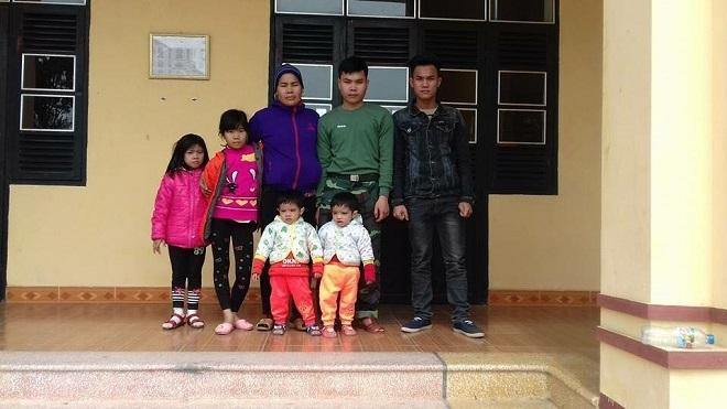 Hà Nam: Người đàn bà nhặt xác thai nhi về chôn cất trở thành mẹ bất đắc dĩ của 2 bé trai sinh đôi