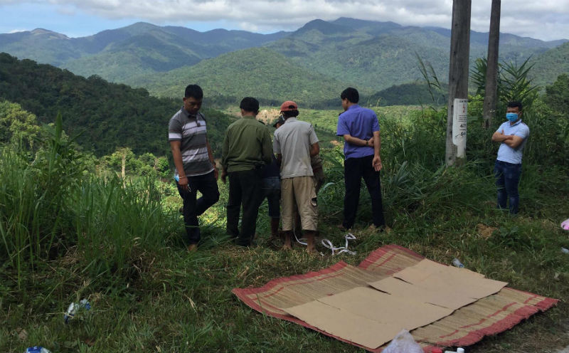 Rúng động vụ giết người phi tang xác dưới vực sâu ở Bình Thuận