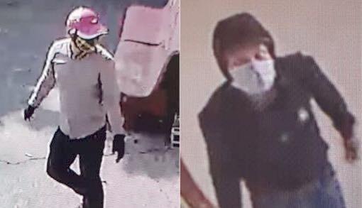 Nhận dạng 2 nghi can đột nhập vào nhà nữ đại gia trộm hơn 8 tỷ đồng