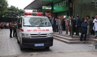 Phát hiện một phụ nữ tử vong trong vụ cháy chung cư HH Linh Đàm