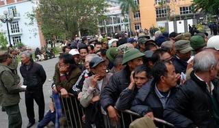 VFF 'cầu cứu' vì có nhiều thương binh giả tụ tập gây rối đòi mua vé
