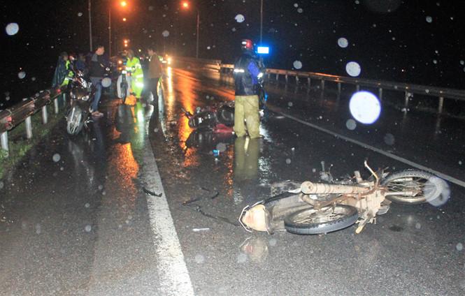 Tin tức tai nạn giao thông mới nhất hôm nay 11/12/2018
