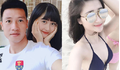 Lộ ảnh bạn gái Huy Hùng cực xinh đẹp và gợi cảm trong bộ bikini