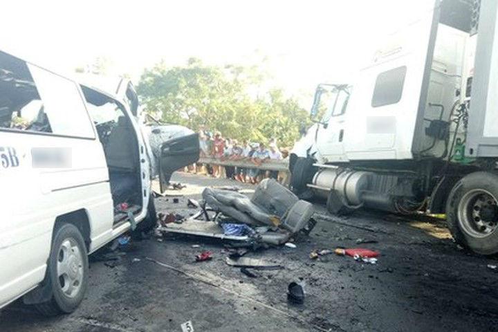 Tin tức tai nạn giao thông mới nhất hôm nay 13/12/2018
