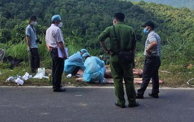 Lời khai tài xế chở xác đi phi tang dưới đèo Đaguri