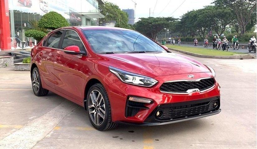 KIA Cerato 2019 đẹp lung linh chốt giá bán bất ngờ tại Việt Nam1