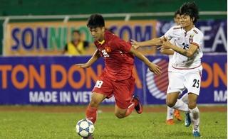 Sao HAGL 'nổ súng', U21 Việt Nam vượt qua U21 Malaysia