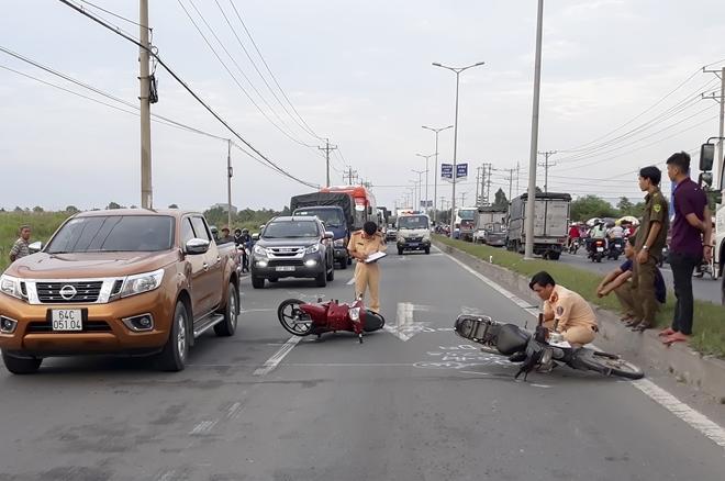 Tin tức tai nạn giao thông mới nhất hôm nay 15/12/2018