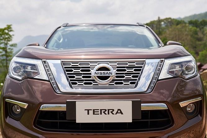 Nissan Terra sắp được bán ra tại Việt Nam với giá bao nhiêu2