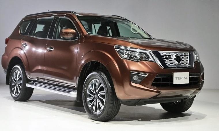 Nissan Terra sắp được bán ra tại Việt Nam với giá bao nhiêu