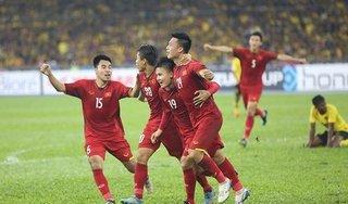 Vô địch AFF Cup 2018, đội tuyển Việt Nam sẽ nhận 'mưa' tiền thưởng