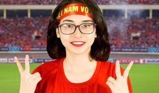 'Thánh chế' Thanh Tuyền gây 'sốt' với bản nhạc mừng Việt Nam vô địch