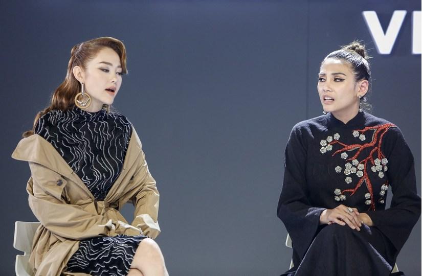 The Face tập 11: Đến lượt Minh Hằng 'dạy dỗ' Võ Hoàng Yến: 'Biết thì cũng phải biết điều'