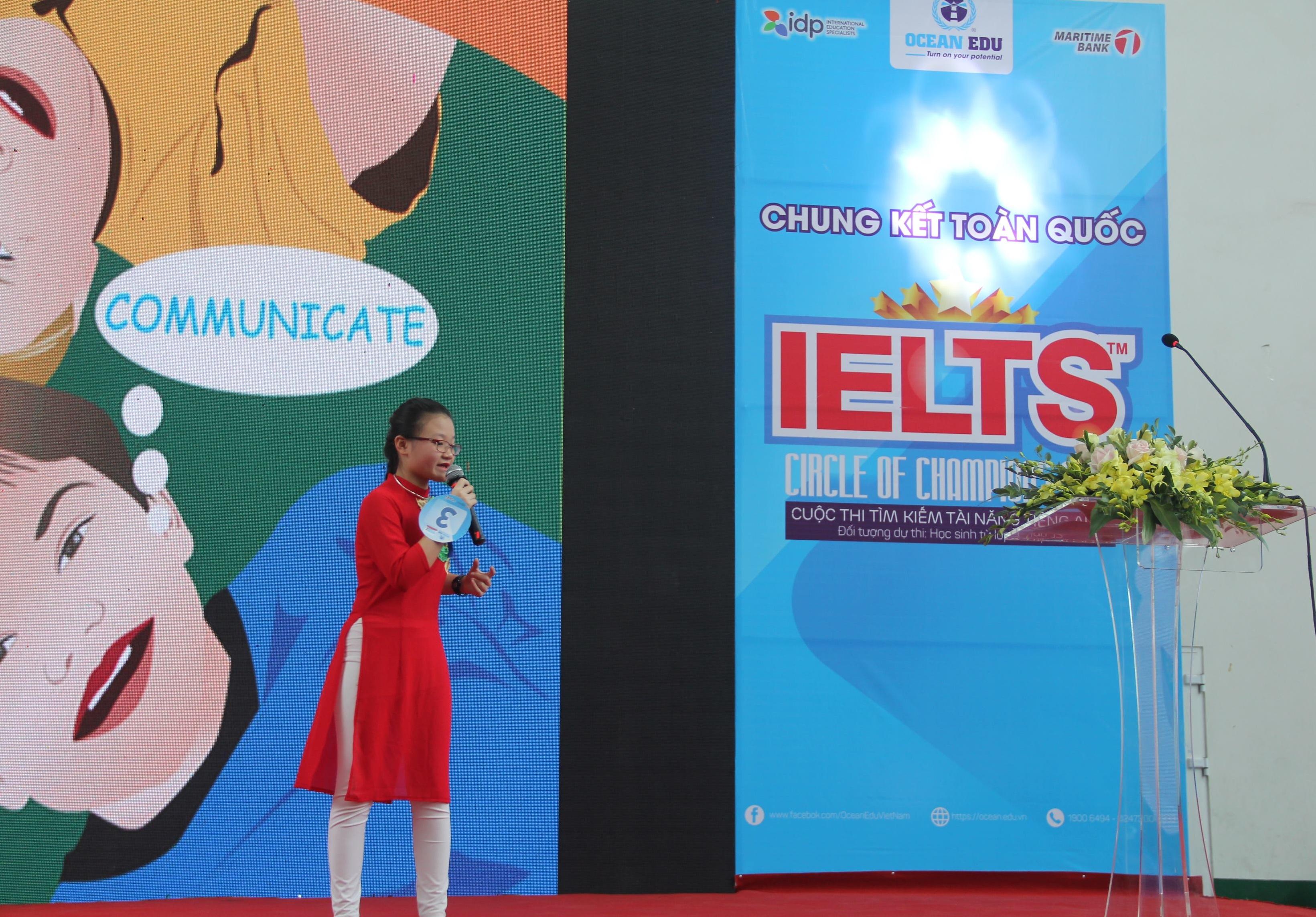 35.000 học sinh tham gia cuộc thi tìm kiếm tài năng tiếng Anh