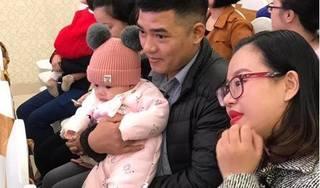 Chào đón em bé thứ 100 ra đời từ thụ tinh ống nghiệm tại một bệnh viện tuyến tỉnh