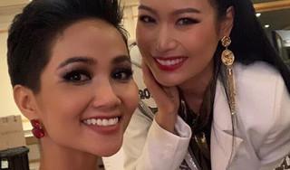 Hoa hậu Australia nói về H'Hen Niê: 'Tôi hạnh phúc khi cô ấy tiến xa'