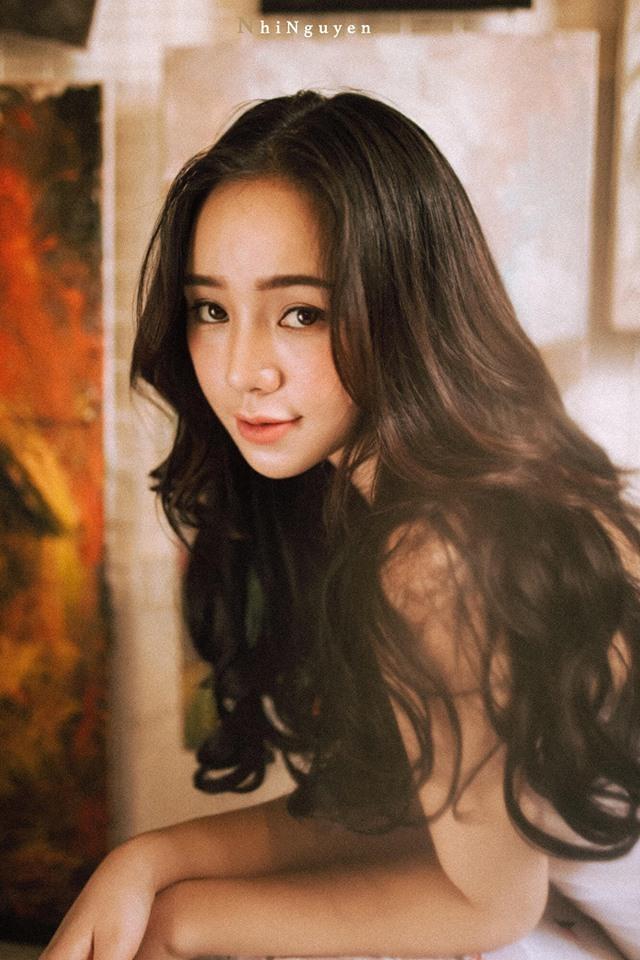 Quỳnh Kool khoe vẻ đẹp mong manh, quyến rũ mắt nhìn8