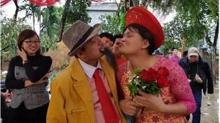 Cặp đôi Thu Sao - Hoa Cương vào phim hài Tết Làng ế vợ 5