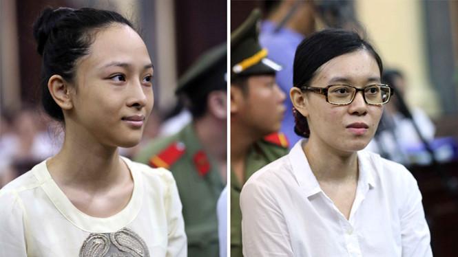 Kỷ luật quản giáo trại giam thông cung vụ hoa hậu Trương Hồ Phương Nga