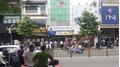 Nghi phạm vụ cướp chi nhánh Ngân hàng Việt Á đã đốt xe máy tang vật