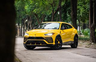 Siêu xe Lamborghini Urus thứ 3 tại Việt Nam rao hơn hơn 22 tỷ đồng