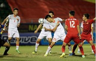 U21 Việt Nam vô địch U21 Quốc tế báo Thanh Niên