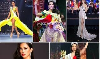 Thành tích của H' Hen Nie giúp Việt Nam lọt top 8 trong bảng nhan sắc thế giới 2018