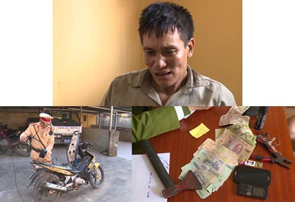 CSGT Thái Bình bắt giữ đối tượng bắt trộm chó mèo trên địa bàn Hải Phòng