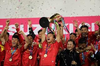 Chia 30 tỷ tiền thưởng ở ĐTVN sau chức vô địch AFF Cup thế nào?