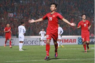 Tiền đạo Phan Văn Đức giành giải thưởng cao quý tại AFF Cup 2018