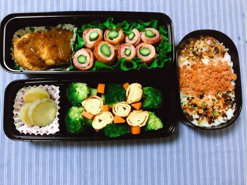 những hộp cơm trưa ngon xuất sắc mà vợ đảm nấu cho chồng3