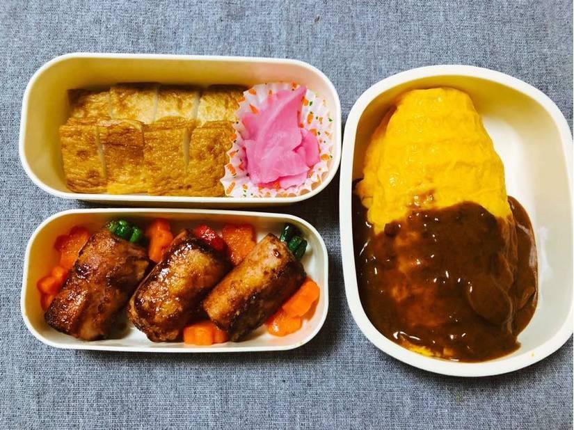 những hộp cơm trưa ngon xuất sắc mà vợ đảm nấu cho chồng9