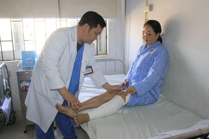 Đi thể dục đột ngột bị đau chân, không ngờ mình mắc bệnh nguy hiểm