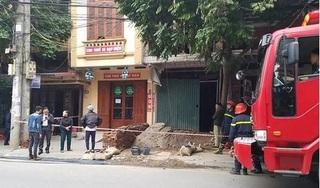 Thái Nguyên: Hai công nhân xây dựng bị điện giật thương vong