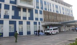 Một người đàn ông rơi từ tầng 3 bệnh viện tử vong