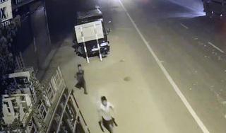 Vào xưởng tôn trộm cắp, thiếu niên 13 tuổi trộm luôn xe tải lái đi và gặp nạn