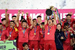 Đội tuyển Việt Nam sẽ nhận số tiền 'siêu khủng' nếu vô địch Asian Cup 2019