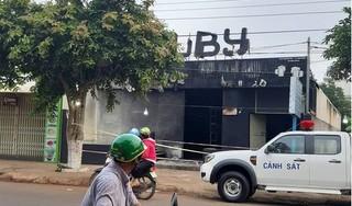 Hé lộ nguyên nhân cháy nhà hàng khiến 6 người tử vong, 1 người nguy kịch