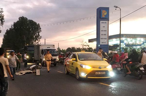 Tin tức tai nạn giao thông mới nhất hôm nay 23/12/2018