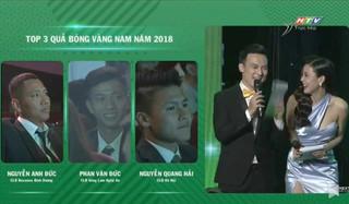 Vì sao lễ trao giải 'Quả bóng vàng 2018' và MC bị 'ném đá' dữ dội?